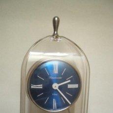 Relojes de carga manual: RELOJ DE SOBREMESA PENDULO TIMENASTER. Lote 152453722