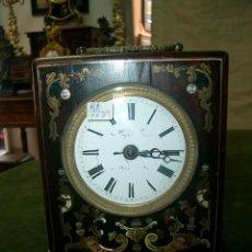 Relojes de carga manual: RELOJ FRANCES DE CABECERA. Lote 152736918
