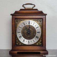Relojes de carga manual: RELOJ ESTILO INGLÉS DE SOBREMESA. Lote 153469026