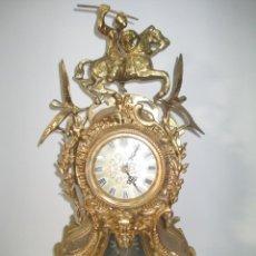 Relojes de carga manual: RELOJ DE BRONCE PARA RESTAURAR . Lote 153827194