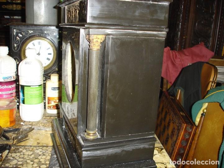 Relojes de carga manual: precioso reloj clasicista II Imperio ver fotos y descripccion - Foto 5 - 153945858