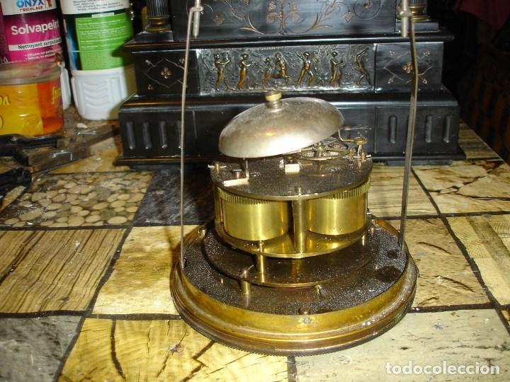 Relojes de carga manual: precioso reloj clasicista II Imperio ver fotos y descripccion - Foto 6 - 153945858
