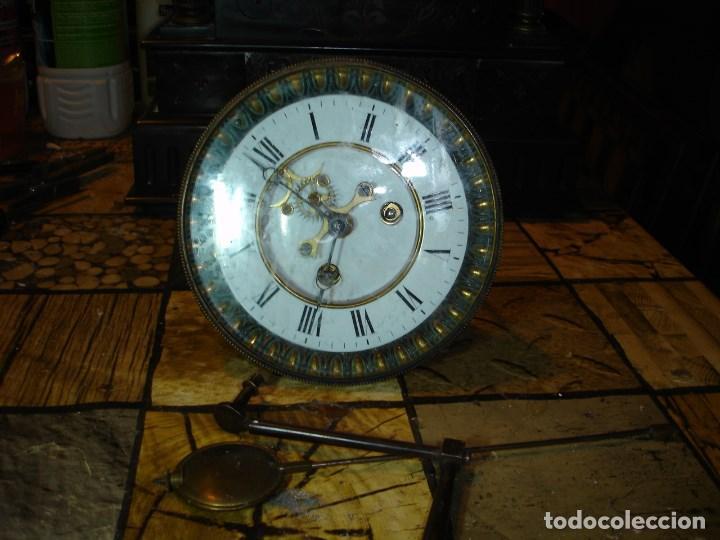 Relojes de carga manual: precioso reloj clasicista II Imperio ver fotos y descripccion - Foto 8 - 153945858