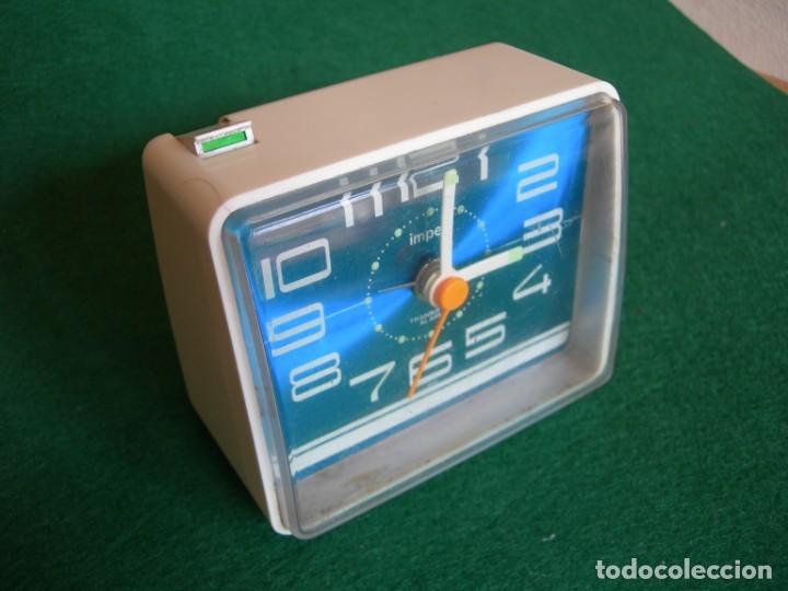 Relojes de carga manual: Reloj con alarma - Foto 2 - 152671082