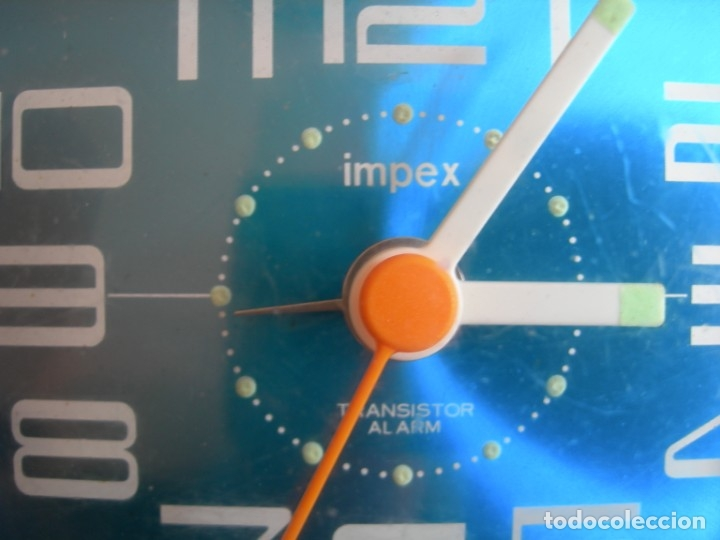 Relojes de carga manual: Reloj con alarma - Foto 4 - 152671082