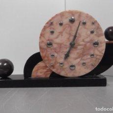 Relojes de carga manual: MAGNIFICO RELOJ DE SOBREMESA ART-DECO. Lote 155697562