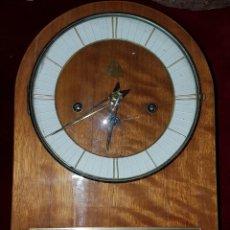 Relojes de carga manual: PRECIOSO RELOJ TRES PINOS ALEMAN,NUMERADO Y FUNCIONANDO. Lote 155794654