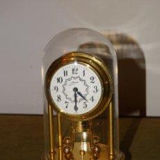 Relojes de carga manual: ANTIGUO RELOJ ¨SCHMID¨ 8 DÍAS, ALEMANIA, ORIGINAL, FUNCIONANDO PERFECTAMENTE, 15 CM ALTURA. Lote 156220078