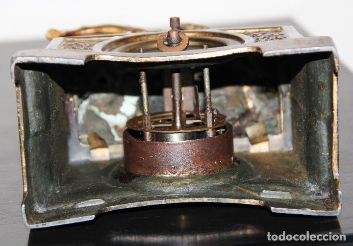 Relojes de carga manual: ANTIGUO RELOJ SANT JORDI Y EL DRAGON - Foto 14 - 156536490