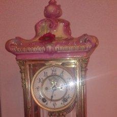 Relojes de carga manual: RELOJ DE PORCELANA. Lote 156661562