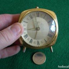 Relojes de carga manual: RELOJ DE SOBREMESA DESPERTADOR BLESSIN. Lote 156663890