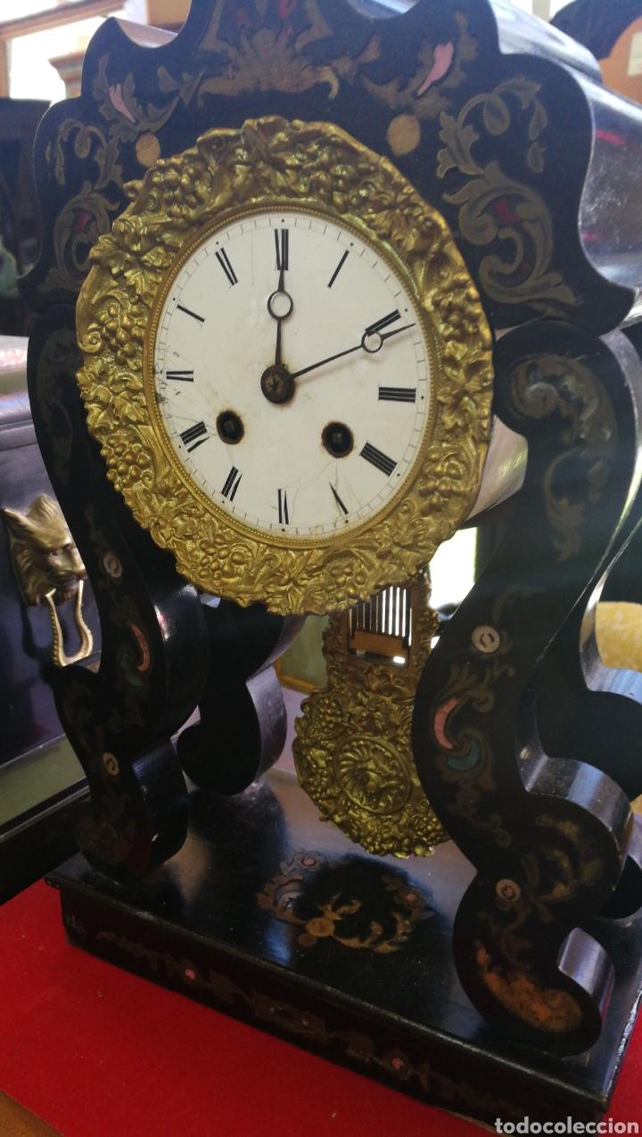RELOJ FRANCES (Relojes - Sobremesa Carga Manual)