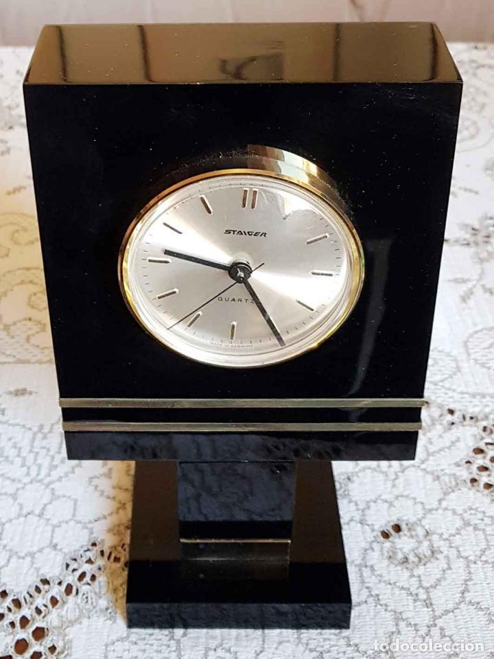 Relojes de carga manual: RELOJ STAIGER, made germany, VINTAGE, NUEVO - Foto 2 - 157668726