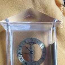 Relojes de carga manual: METRAQUILATO SOBREMESA. Lote 158322010