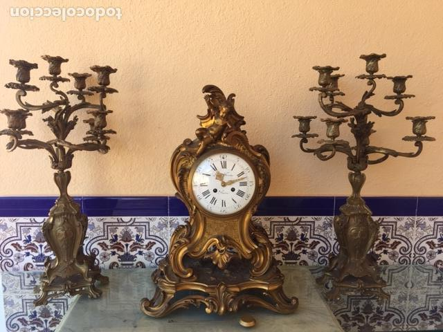 Relojes de carga manual: Reloj de sobre mesa - Foto 2 - 158404710