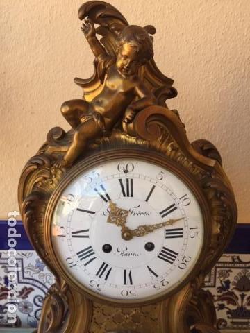 Relojes de carga manual: Reloj de sobre mesa - Foto 4 - 158404710
