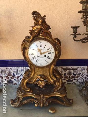 Relojes de carga manual: Reloj de sobre mesa - Foto 5 - 158404710