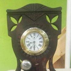 Relojes de carga manual: ANTIGUO RELOJ JUNGHANS SIGLO XIX DE SOBREMESA. Lote 158406486