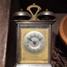 Relojes de carga manual: RELOJ DESPERTADOR. Lote 159563202
