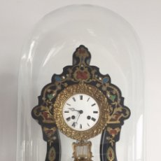 Relojes de carga manual: ESPECTACULAR RELOJ NAPOLEÓN III PÓRTICO CON FANAL. Lote 159871501
