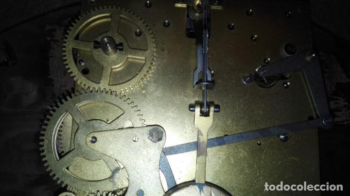Relojes de carga manual: RELOJ DE SOBREMESA MELODIA WESTMINSTER GRANDE ,TOCA TAMBIÉN LOS CUARTOS. - Foto 6 - 159906298