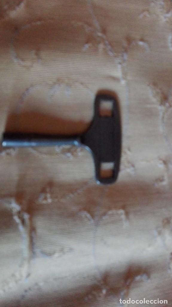 Relojes de carga manual: RELOJ DE SOBREMESA MELODIA WESTMINSTER GRANDE ,TOCA TAMBIÉN LOS CUARTOS. - Foto 7 - 159906298