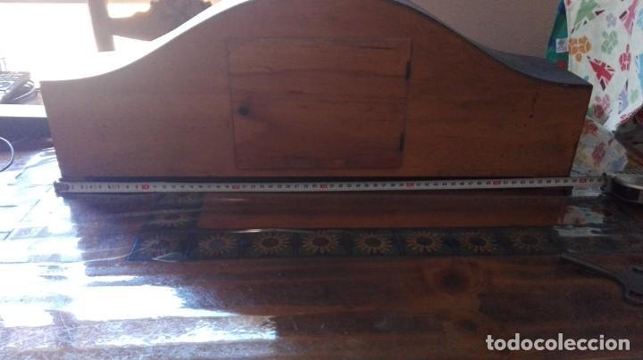 Relojes de carga manual: RELOJ DE SOBREMESA MELODIA WESTMINSTER GRANDE ,TOCA TAMBIÉN LOS CUARTOS. - Foto 12 - 159906298