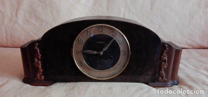 RELOJ DE SOBREMESA MAUTHE. (Relojes - Sobremesa Carga Manual)