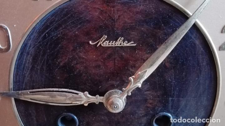 Relojes de carga manual: RELOJ DE SOBREMESA MAUTHE. - Foto 4 - 159908138