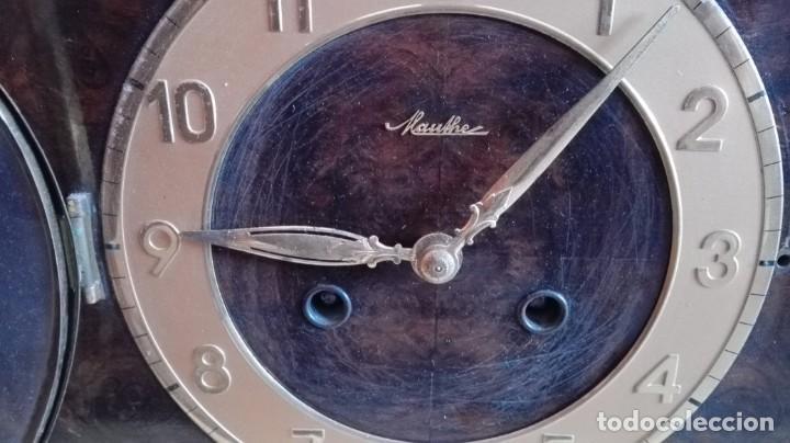 Relojes de carga manual: RELOJ DE SOBREMESA MAUTHE. - Foto 5 - 159908138