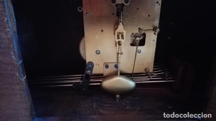 Relojes de carga manual: RELOJ DE SOBREMESA MAUTHE. - Foto 9 - 159908138