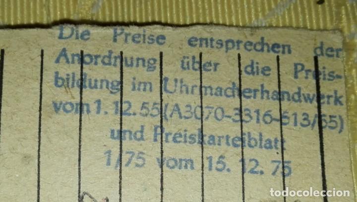Relojes de carga manual: RELOJ DE SOBREMESA MAUTHE. - Foto 23 - 159908138