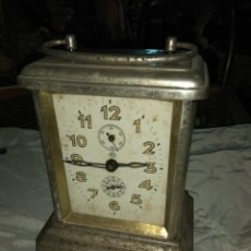Relojes de carga manual: ANTIGUO RELOJ DE CARRUAJE JUNGHANS WURTTEMBERG - LEER DESCRIPCIÓN -. Lote 160014770