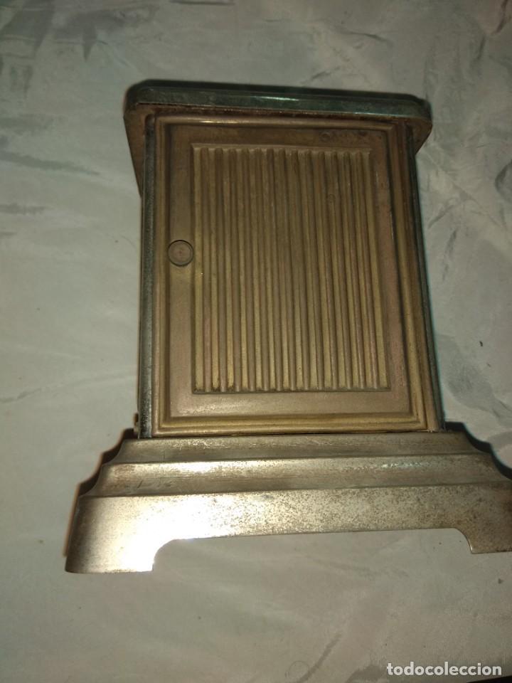 Relojes de carga manual: Antiguo Reloj de Carruaje Junghans Wurttemberg - Leer Descripción - - Foto 6 - 160014770