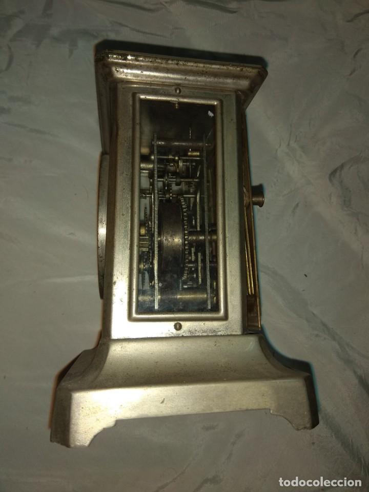 Relojes de carga manual: Antiguo Reloj de Carruaje - Leer Descripción - - Foto 6 - 160017238