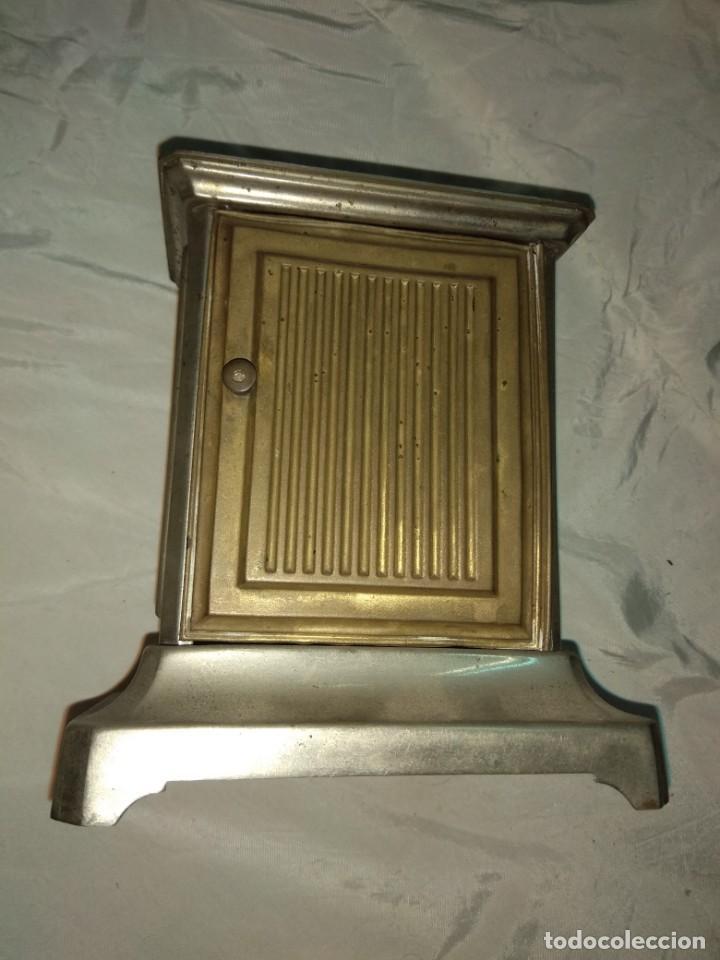 Relojes de carga manual: Antiguo Reloj de Carruaje - Leer Descripción - - Foto 7 - 160017238