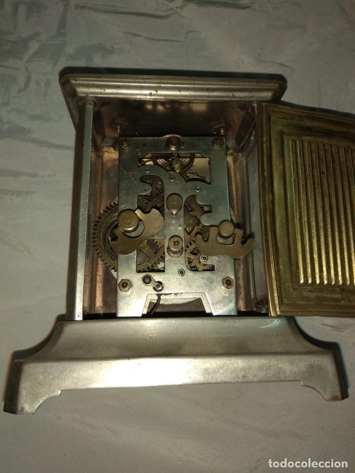 Relojes de carga manual: Antiguo Reloj de Carruaje - Leer Descripción - - Foto 8 - 160017238