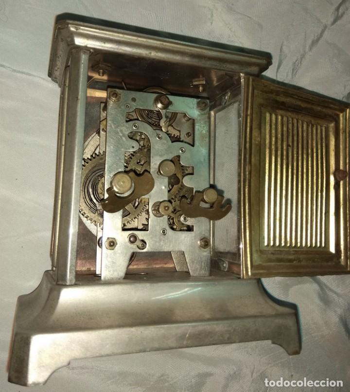 Relojes de carga manual: Antiguo Reloj de Carruaje - Leer Descripción - - Foto 9 - 160017238