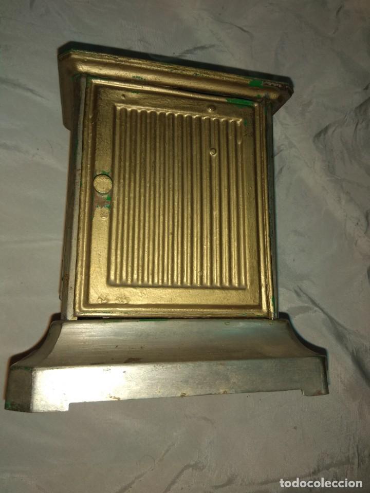 Relojes de carga manual: Antiguo Reloj de Carruaje Junghens - Juan Mataix Alcoy - Leer Descripción - - Foto 5 - 160017874