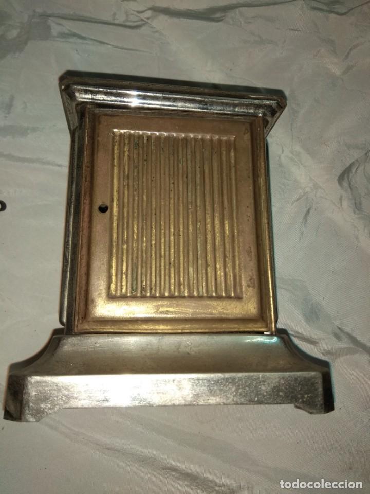 Relojes de carga manual: Antiguo Reloj de Carruaje Italiano - Leer Descripción - - Foto 5 - 160018782