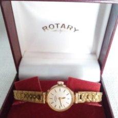 Relojes de carga manual: RELOJ ROTARY AÑOS '50. Lote 160184070