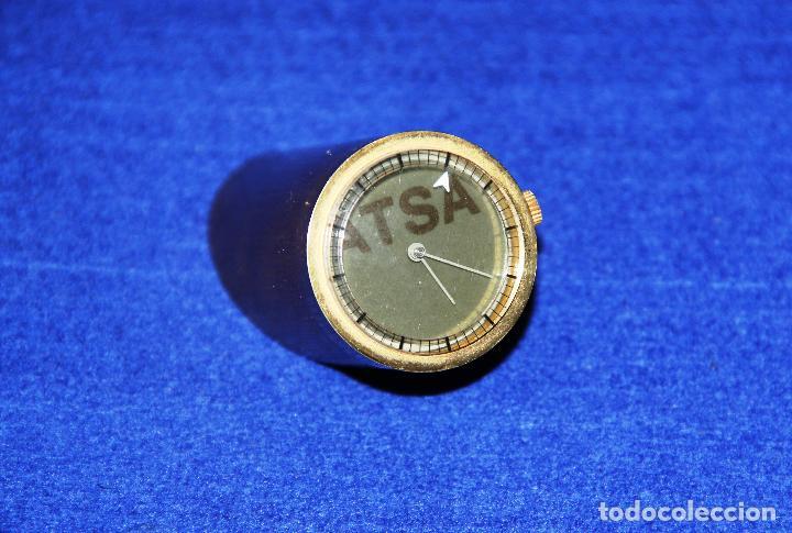 Relojes de carga manual: RELOJ DE COLECCION EN MINIATURA - MECANICO (DE CUERDA) - Foto 2 - 160847802