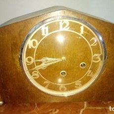 Relojes de carga manual: RELOJ SOBREMESA FOREIGN CARGA MANUAL . Lote 160946338