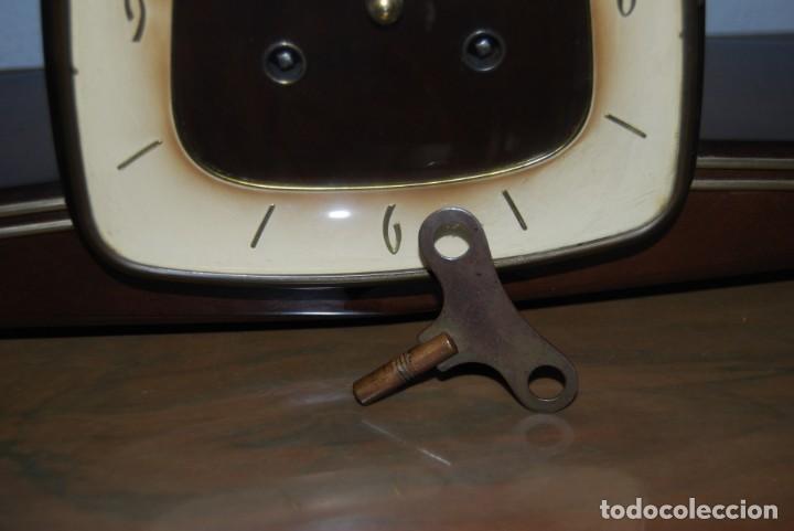 Relojes de carga manual: Reloj de Sobremesa Estilo Art Decó - Foto 2 - 160981962