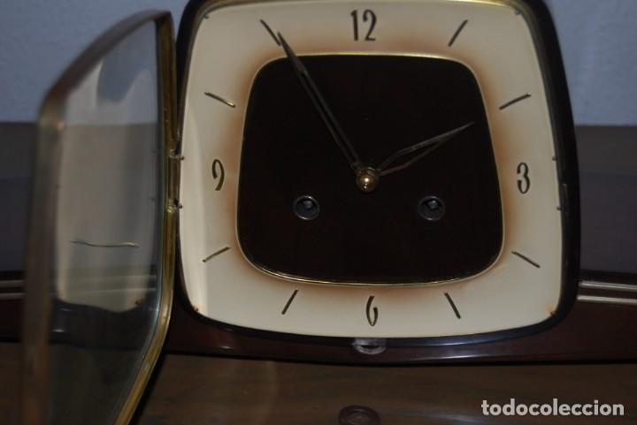 Relojes de carga manual: Reloj de Sobremesa Estilo Art Decó - Foto 4 - 160981962
