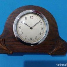 Relojes de carga manual: RELOJ CHIMENEA Y SOBREMESA. Lote 162014458