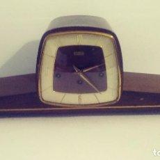 Relojes de carga manual: RELOJ DE CHIMENEA O SOBREMESA DE 3 CUERDAS CARRILLON. Lote 162516430