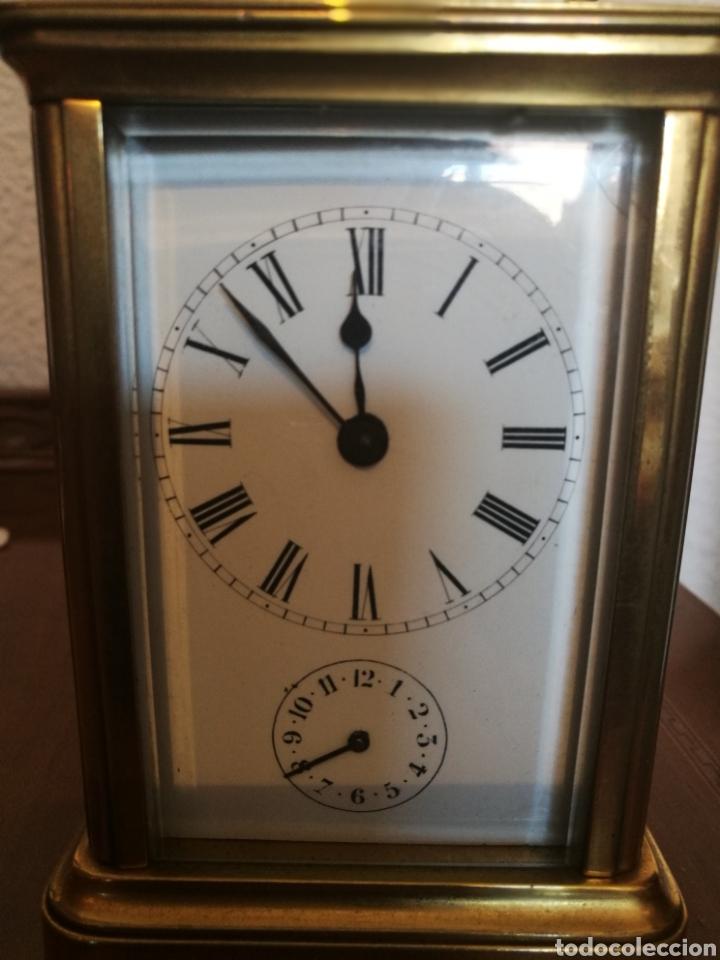 Relojes de carga manual: Reloj de cabecera siglo XIX - Foto 2 - 162561085