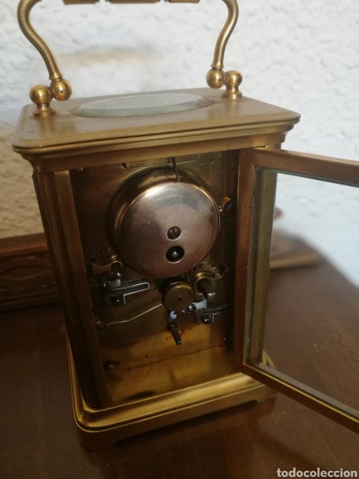 Relojes de carga manual: Reloj de cabecera siglo XIX - Foto 3 - 162561085
