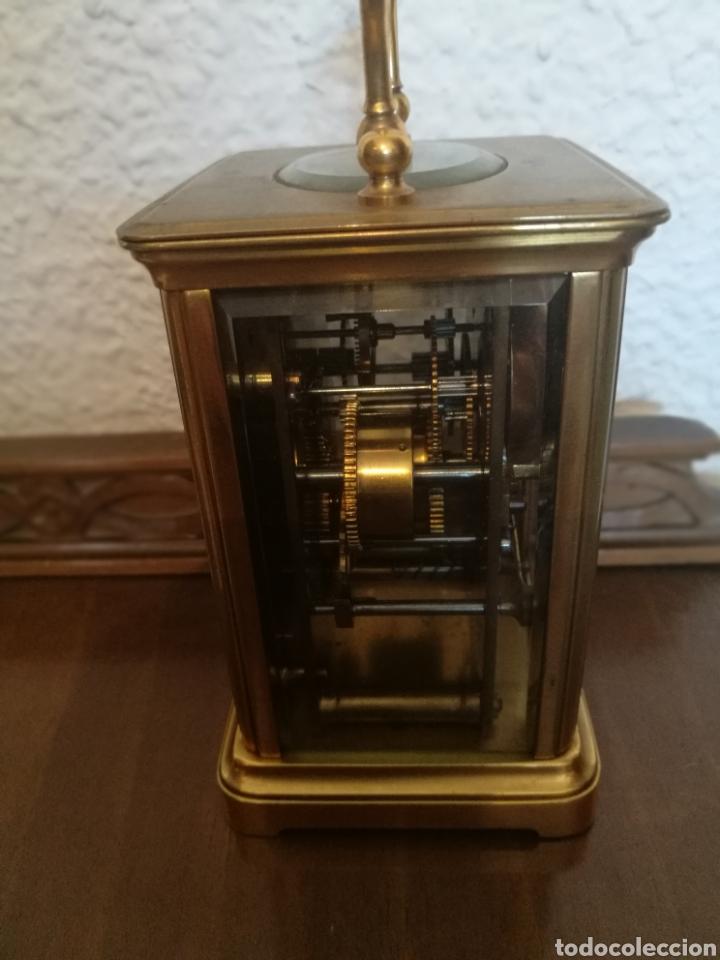 Relojes de carga manual: Reloj de cabecera siglo XIX - Foto 4 - 162561085